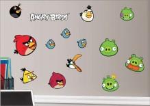 取自網路的 Angry Bird Family 圖像~