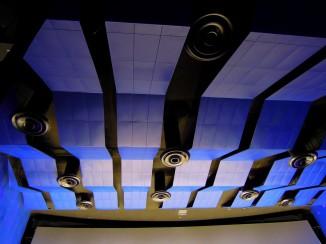 天花板的海水流動的意象~