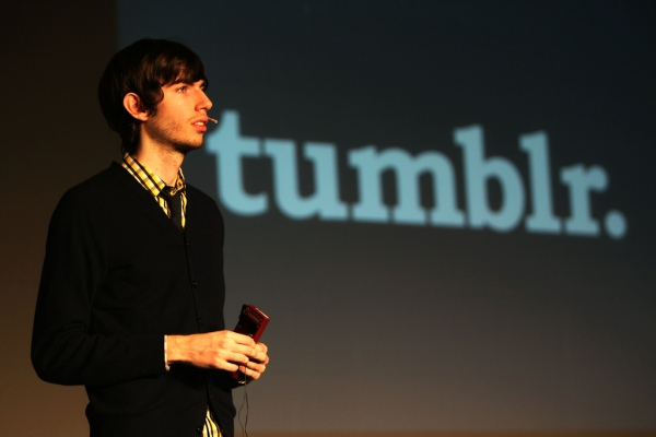 David Karp(Image via Pixel y Dixel,CC License)