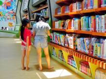 2013.08.10 - 2A 初次參觀 可愛的童話圖書館~