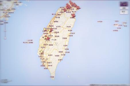 我們在台灣的足跡一點一點記錄下來,方便讓更多人認識台灣,也提醒我們還有許多生疏之地~
